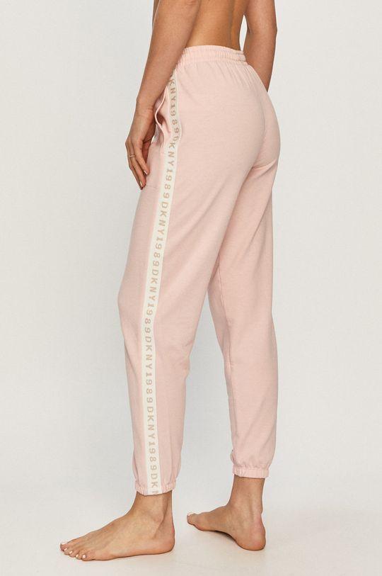 Dkny - Pyžamové kalhoty růžová