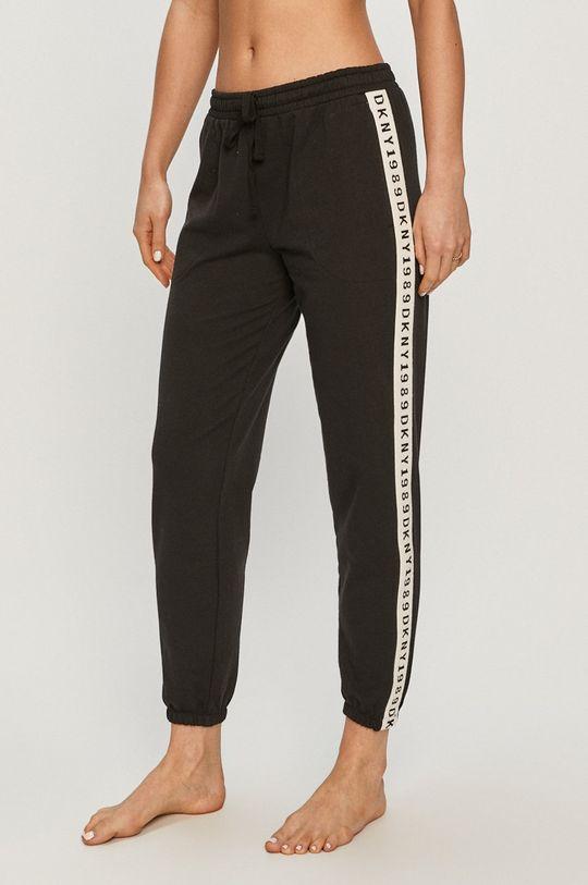 černá Dkny - Pyžamové kalhoty Dámský