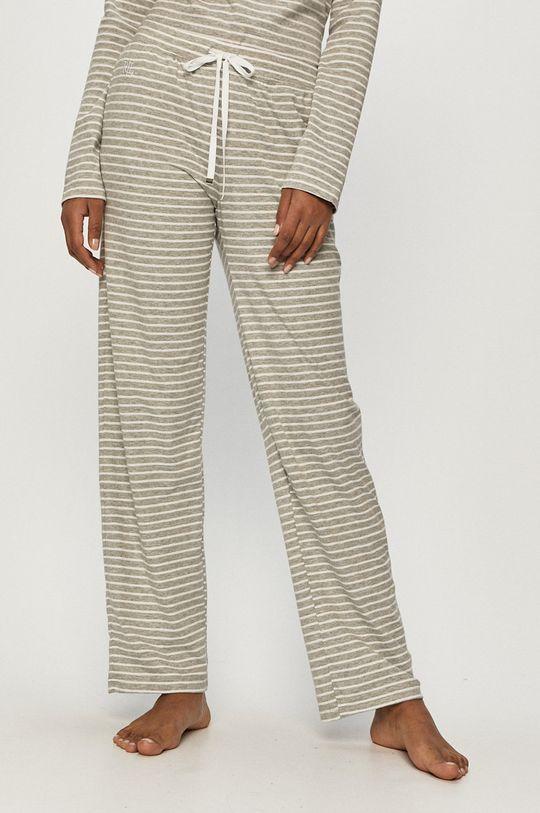 szary Lauren Ralph Lauren - Spodnie piżamowe Damski