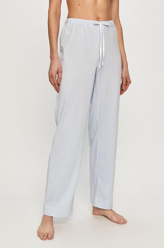 modrá Lauren Ralph Lauren - Pyžamové kalhoty Dámský