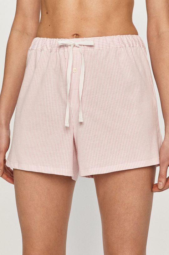 ostrá růžová Lauren Ralph Lauren - Pyžamové šortky Dámský