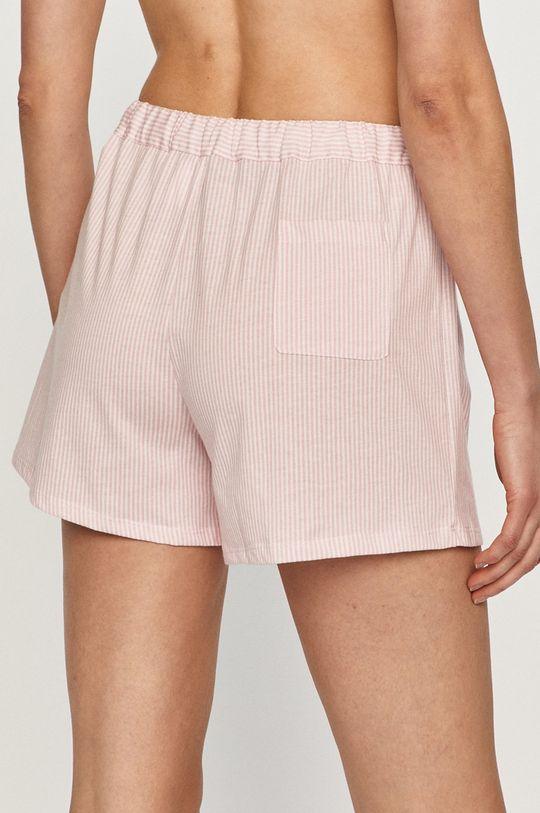 Lauren Ralph Lauren - Pyžamové šortky ostrá růžová