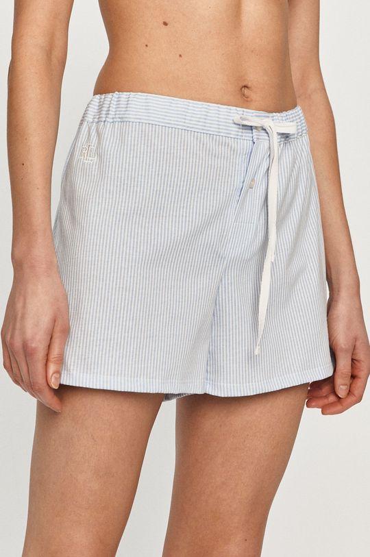 modrá Lauren Ralph Lauren - Pyžamové šortky Dámský