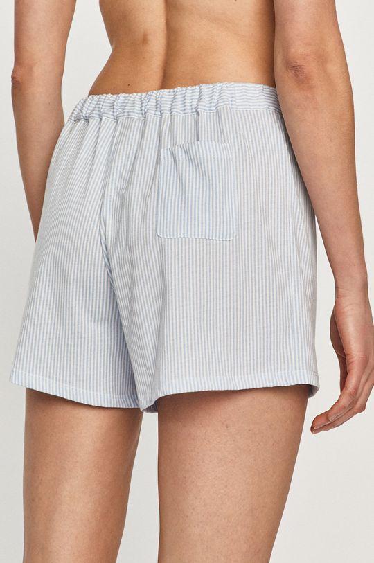 Lauren Ralph Lauren - Pyžamové šortky modrá