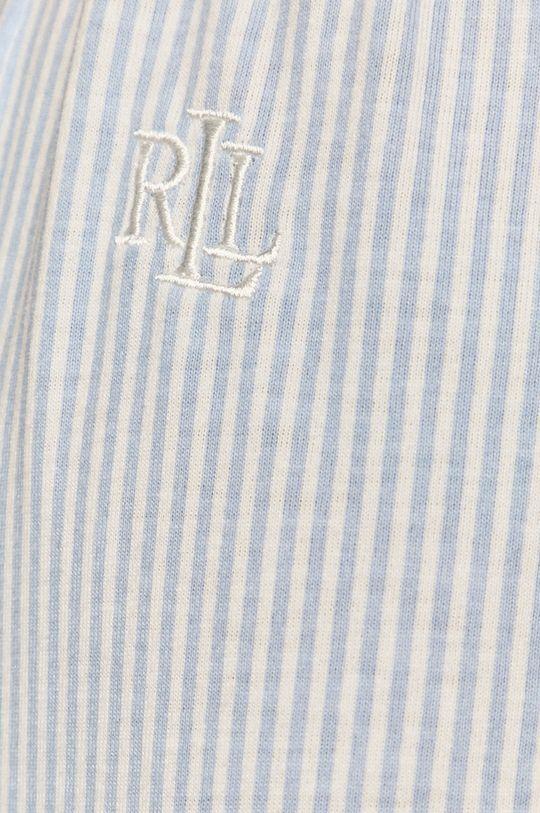 Lauren Ralph Lauren - Pyžamové šortky  60% Bavlna, 40% Polyester