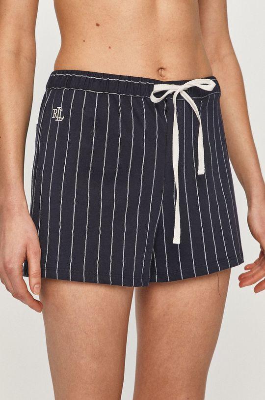 námořnická modř Lauren Ralph Lauren - Pyžamové šortky Dámský