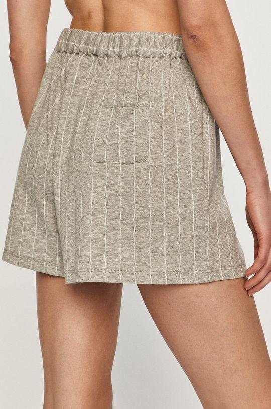 Lauren Ralph Lauren - Pyžamové šortky šedá