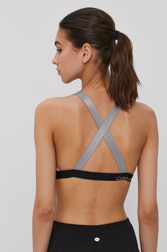 Calvin Klein Underwear - Športová podprsenka  50% Bavlna, 4% Elastan, 30% Lyocell, 16% Modal