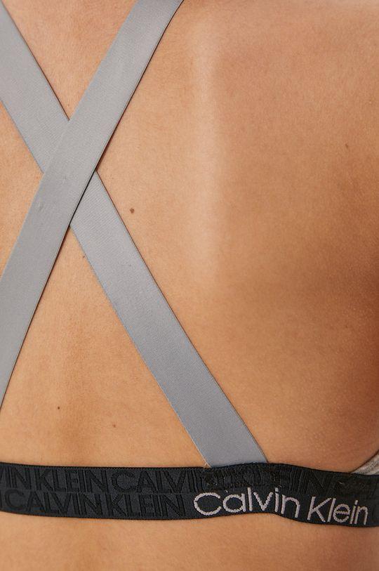svetlosivá Calvin Klein Underwear - Športová podprsenka