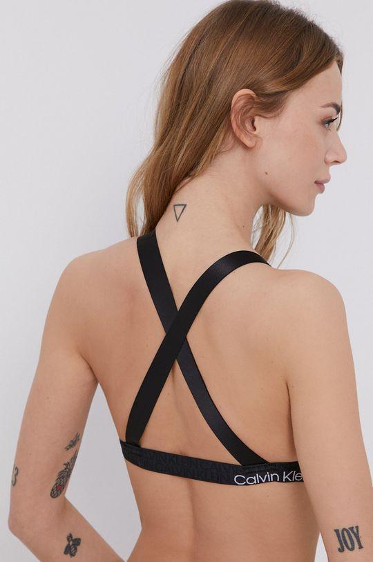Calvin Klein Underwear - Športová podprsenka čierna