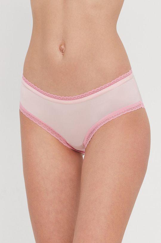 ružová Calvin Klein Underwear - Nohavičky Dámsky