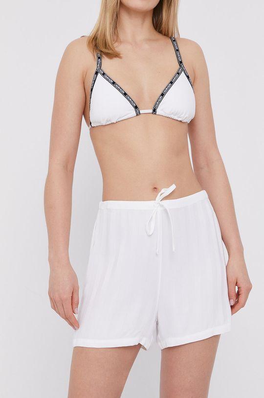 biały Calvin Klein Underwear - Szorty piżamowe Damski