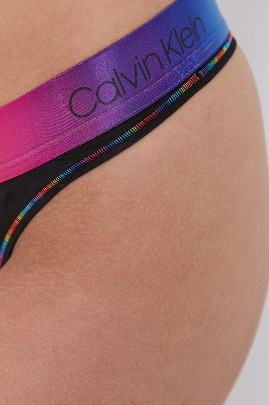 Calvin Klein Underwear - Stringi 53 % Bawełna, 12 % Elastan, 35 % Modal