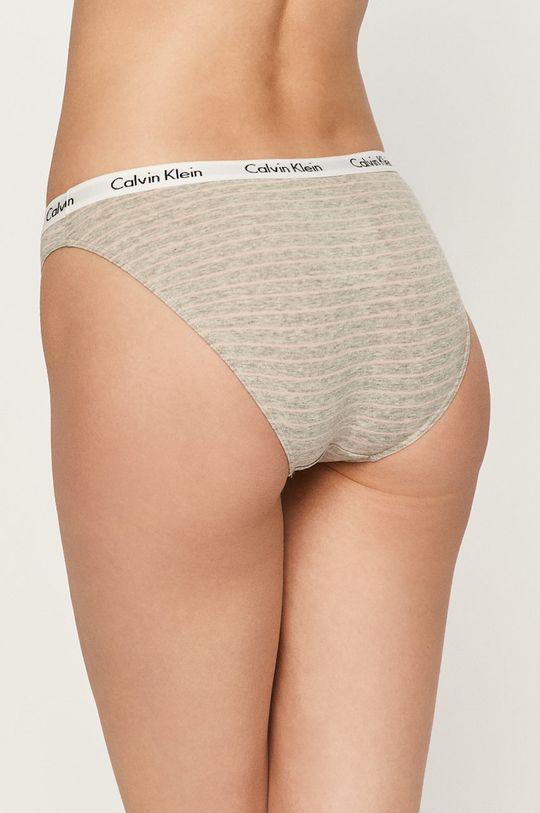 Calvin Klein Underwear - Kalhotky světle šedá