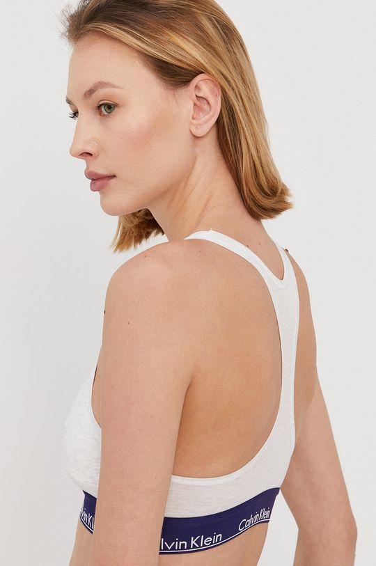 Calvin Klein Underwear - Biustonosz sportowy biały