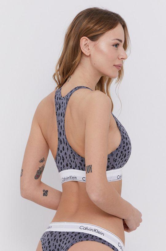 Calvin Klein Underwear - Športová podprsenka  1. látka: 53% Bavlna, 12% Elastan, 35% Modal 2. látka: 53% Bavlna, 12% Elastan, 35% Modal