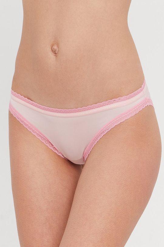 różowy Calvin Klein Underwear - Figi Damski