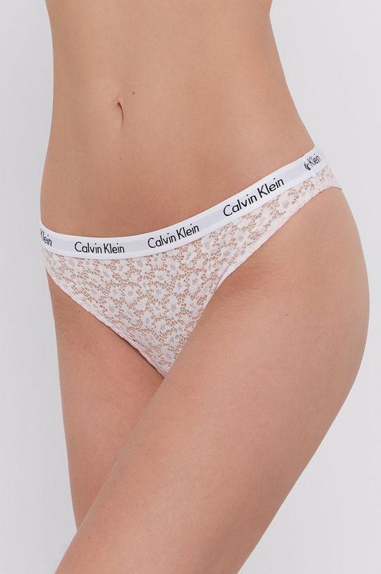 różowy Calvin Klein Underwear - Brazyliany Damski