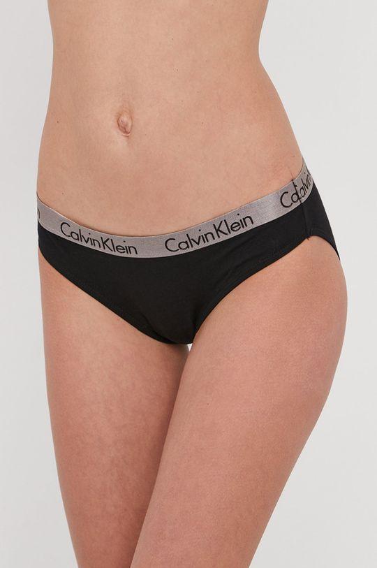 Calvin Klein Underwear - Figi (3-pack) 95 % Bawełna, 5 % Elastan