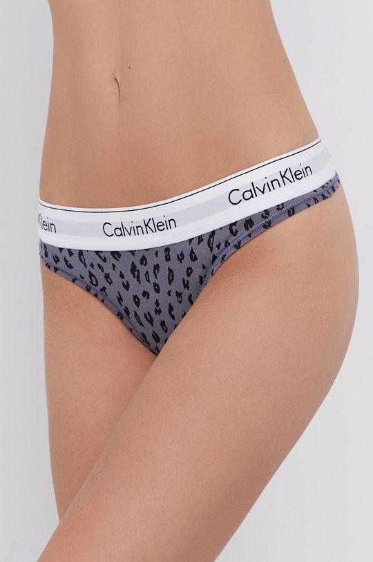 gri Calvin Klein Underwear - Tanga De femei