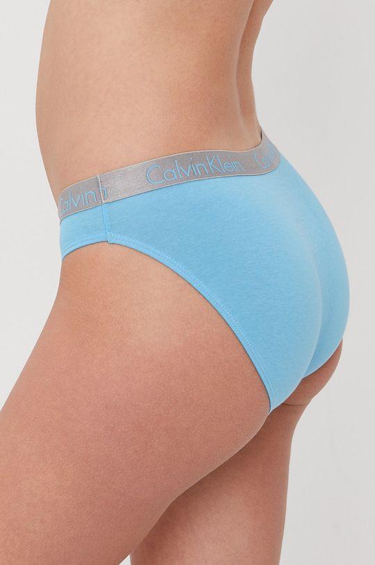 Calvin Klein Underwear - Figi jasny niebieski
