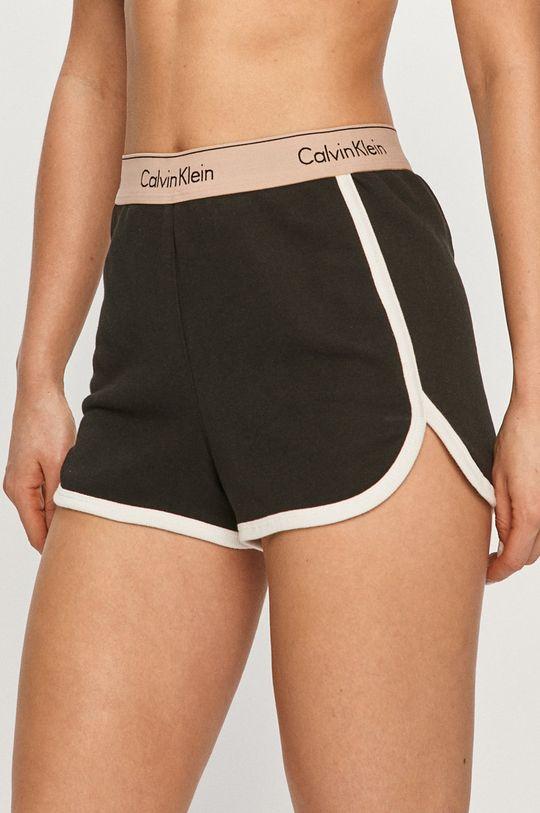 černá Calvin Klein Underwear - Plážové šortky Dámský
