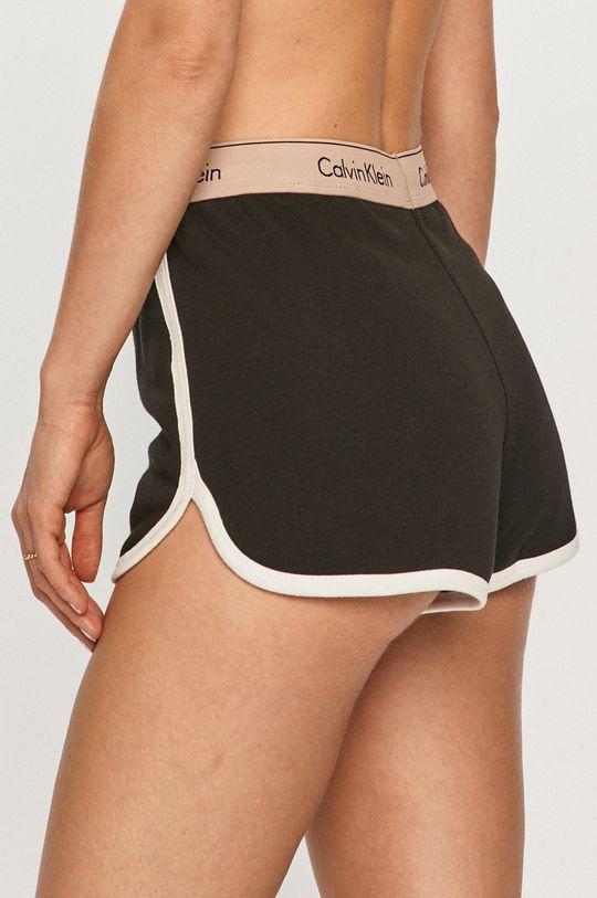 Calvin Klein Underwear - Plážové šortky černá