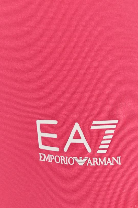 orchidejová EA7 Emporio Armani - Plavky