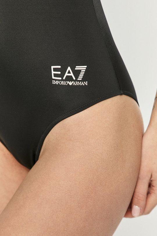 čierna EA7 Emporio Armani - Plavky