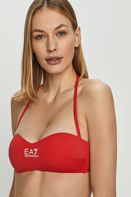 EA7 Emporio Armani - Plavky červená