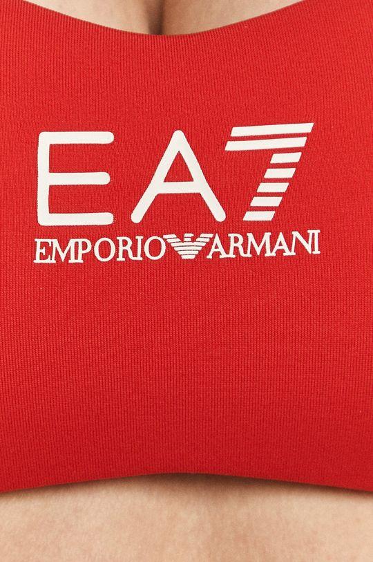 červená EA7 Emporio Armani - Plavky
