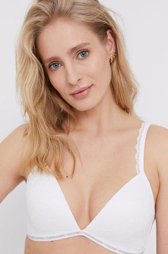 bílá Calvin Klein Underwear - Podprsenka CK One Dámský