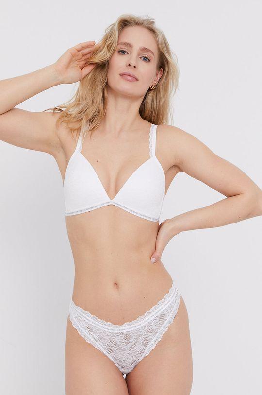 Calvin Klein Underwear - Podprsenka CK One  Podšívka: 100% Bavlna Hlavní materiál: 10% Elastan, 90% Nylon Provedení: 11% Elastan, 55% Nylon, 34% Polyester