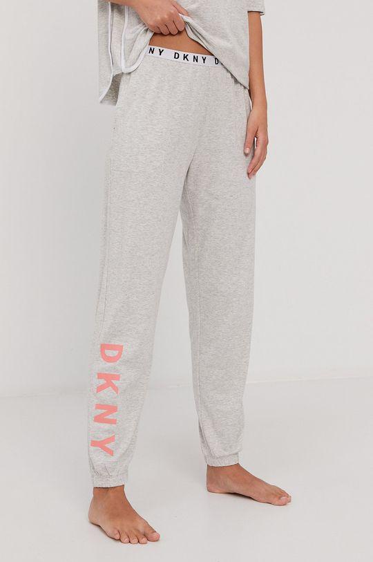 szary Dkny - Spodnie piżamowe Damski