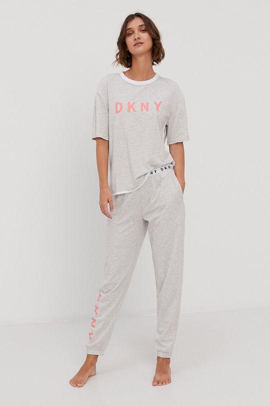 Dkny - Spodnie piżamowe szary