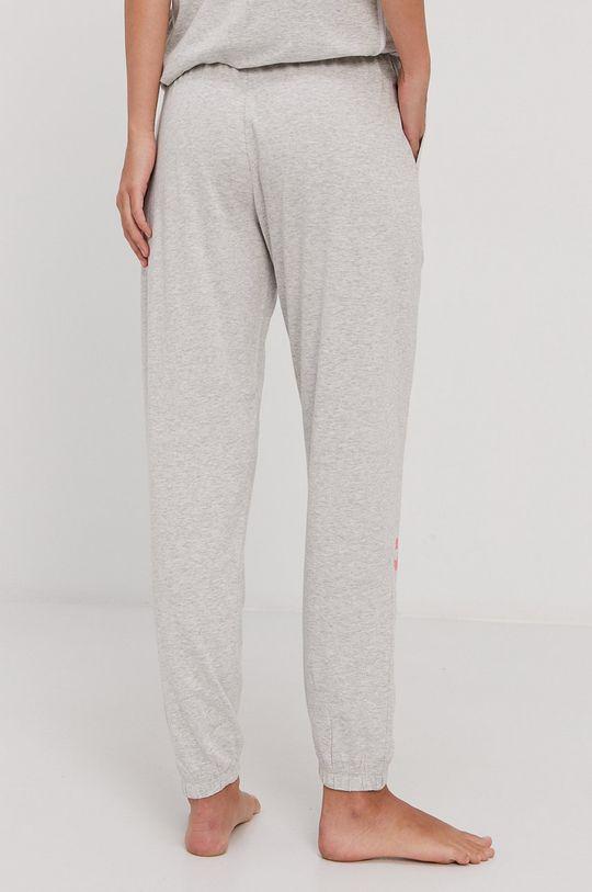 Dkny - Spodnie piżamowe 58 % Bawełna, 5 % Elastan, 37 % Wiskoza