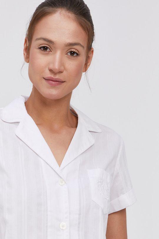 Lauren Ralph Lauren - Piżama biały