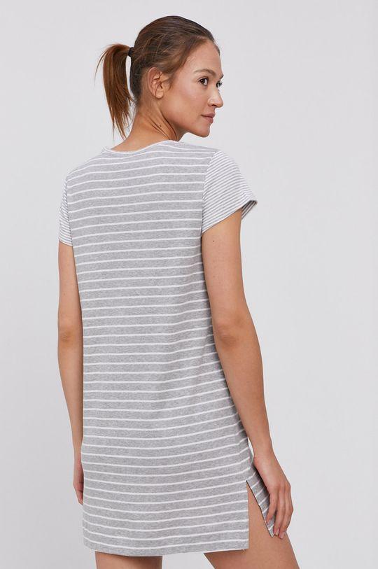 Lauren Ralph Lauren - Noční košilka šedá