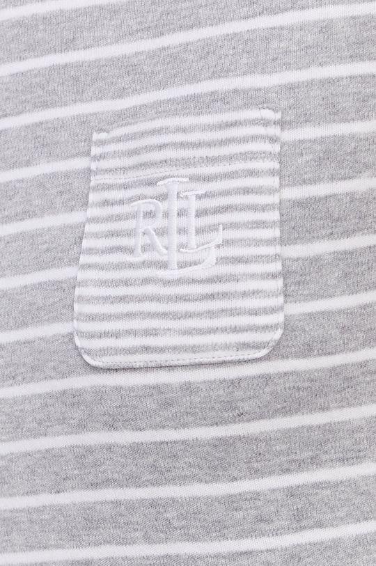 šedá Lauren Ralph Lauren - Noční košilka