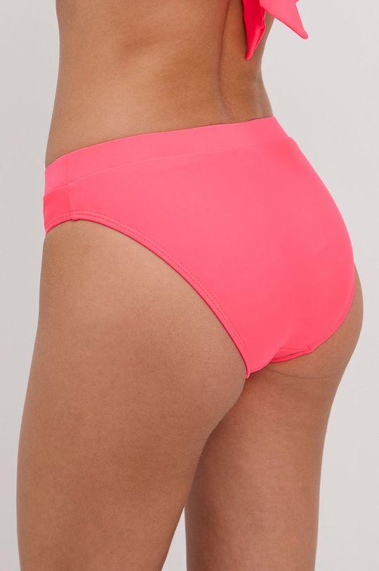4F - Plavkové kalhotky korálová