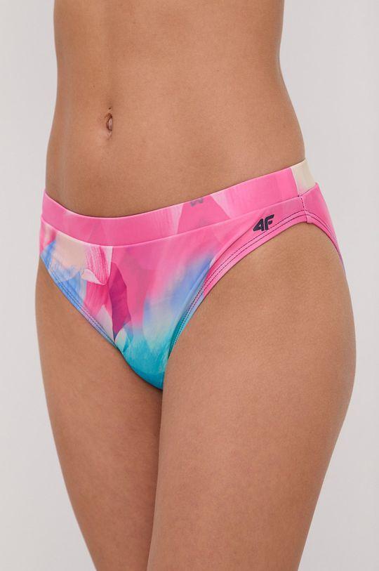 vícebarevná 4F - Plavkové kalhotky Dámský
