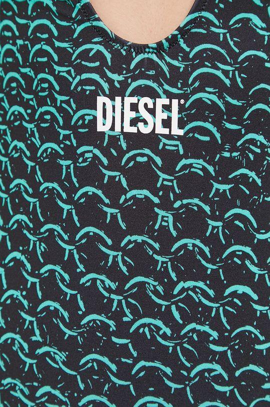 czarny Diesel - Strój kąpielowy