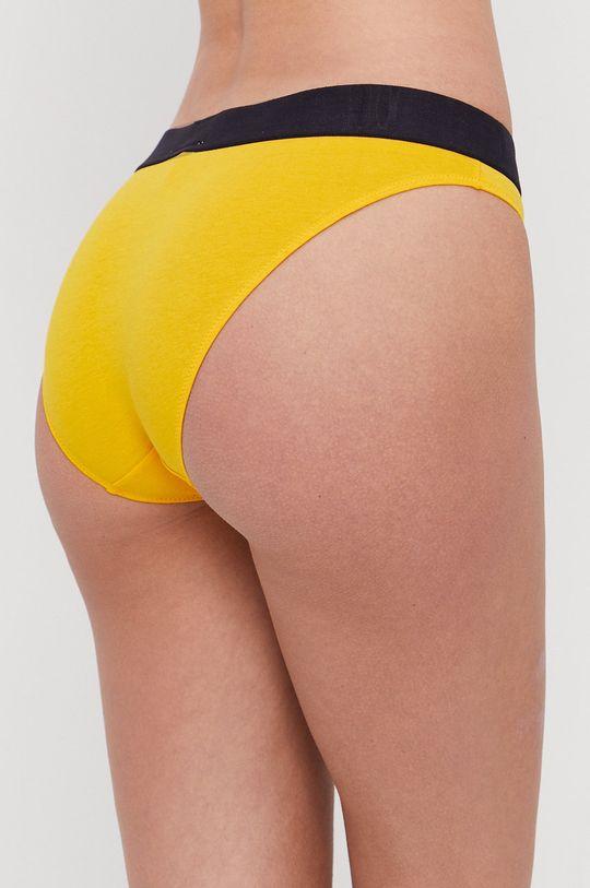 Tommy Hilfiger - Труси жовтий