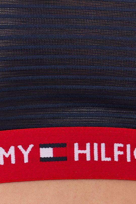 granatowy Tommy Hilfiger - Biustonosz