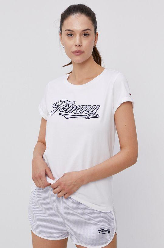 Tommy Hilfiger - Pyžamo  Materiál č. 1: 97% Bavlna, 3% Elastan Materiál č. 2: 95% Bavlna, 5% Elastan