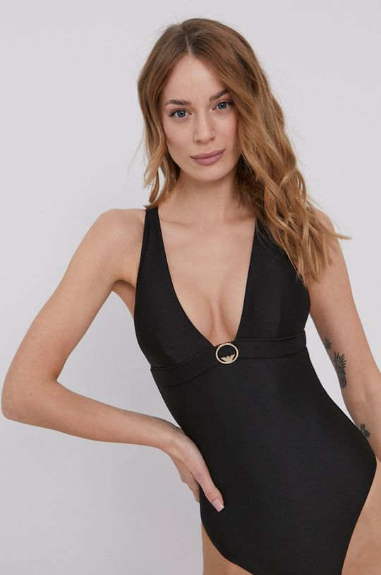 černá Emporio Armani - Plavky Dámský