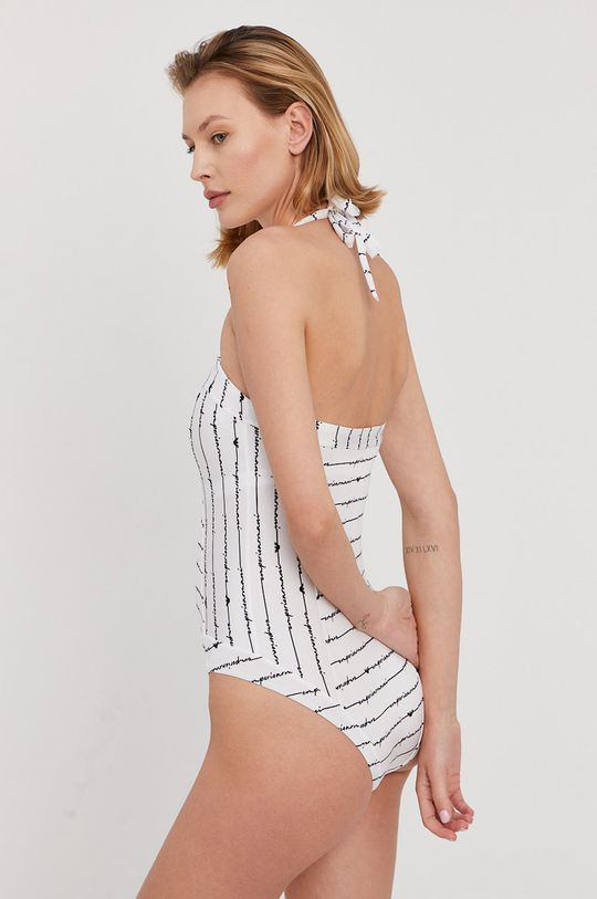 Emporio Armani - Plavky bílá