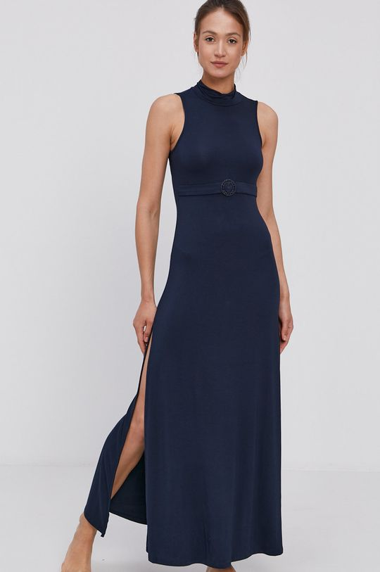 Emporio Armani - Šaty námořnická modř