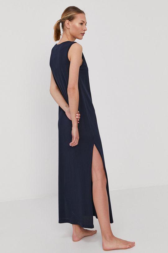 Emporio Armani - Sukienka granatowy