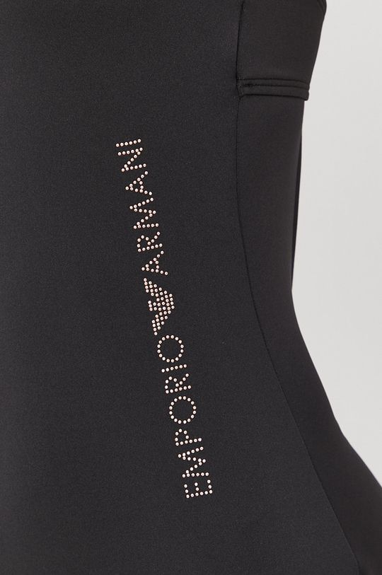 čierna Emporio Armani - Plavky